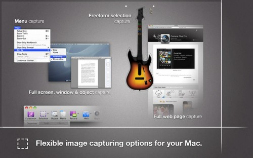 Voila Mac App Screen1