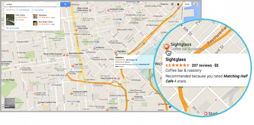 google maps neu
