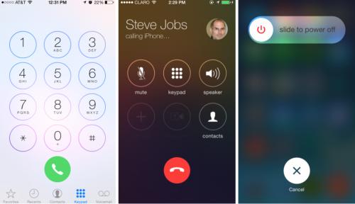 iOS 7_1 Neuerungen