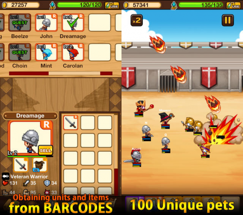 Barcode Kingdom Screen1