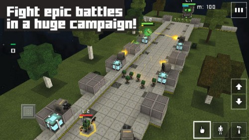 Block Fortress War Screen1