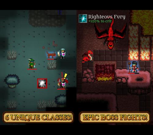 Cardinal Quest 2 Screen1