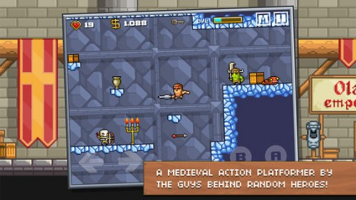 Devious Dungeon Screen1