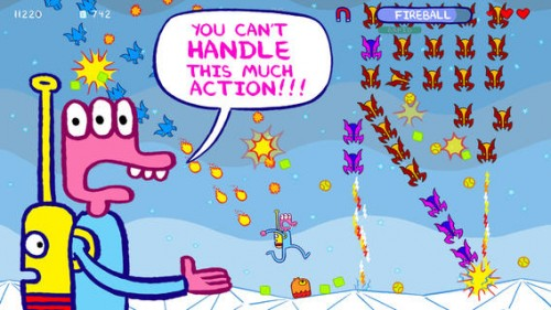 Glorkian Warrior Screen1
