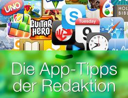 Die App-Tipps der Redaktion - iTopnews Top10