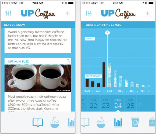 Jawbone Up Coffee