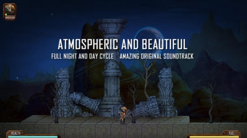 Mines of Mars Screen1