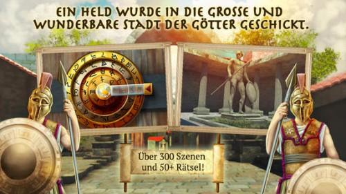 Olymp Abenteuer Screen2