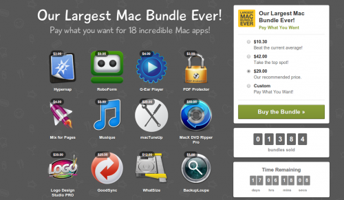 Paddle Mac Bundle