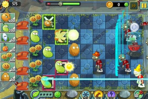 Plants vs Zombies 2 Update Maerz