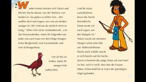Yakari Die Mutprobe Screen2