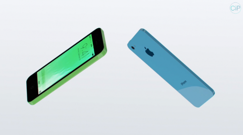 iPhone 6 C Rendering