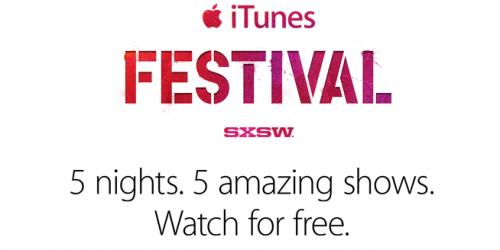 iTunes Festival Austin