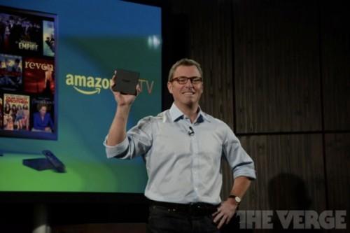 Amazon Fire TV theverge.com