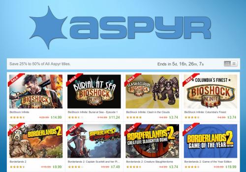 Aspyr Sale MacGameStore