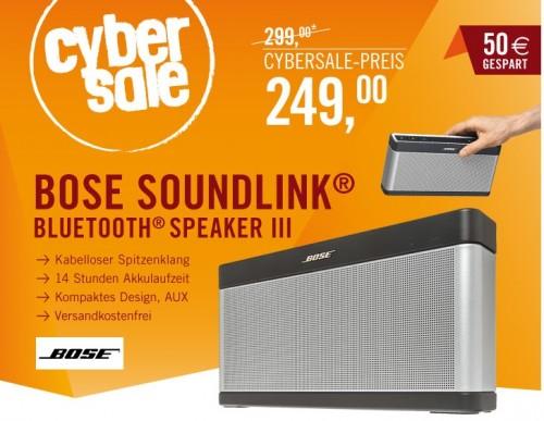 Cybersale Bose SoundLink III