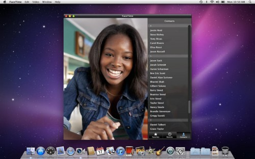 Face Time Mac App Store