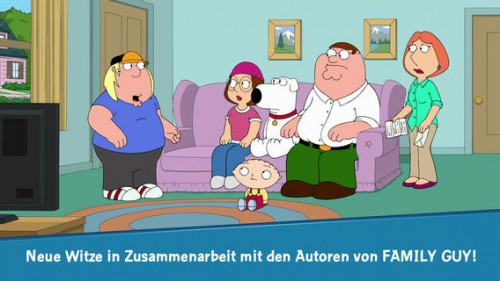 Family Guy Game Screen1