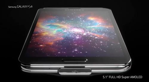 Galaxy S5 Werbung1