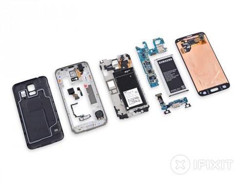 Galaxy S5 iFixit