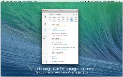 Good Task Mac
