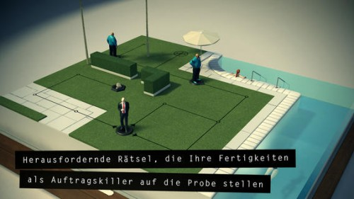 Hitman Go Screen1