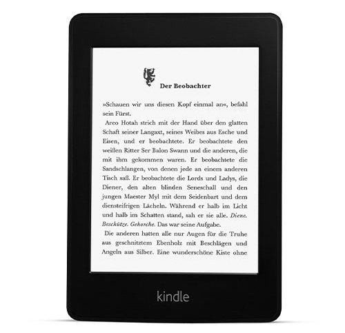 Kindle Paperwhite Bild