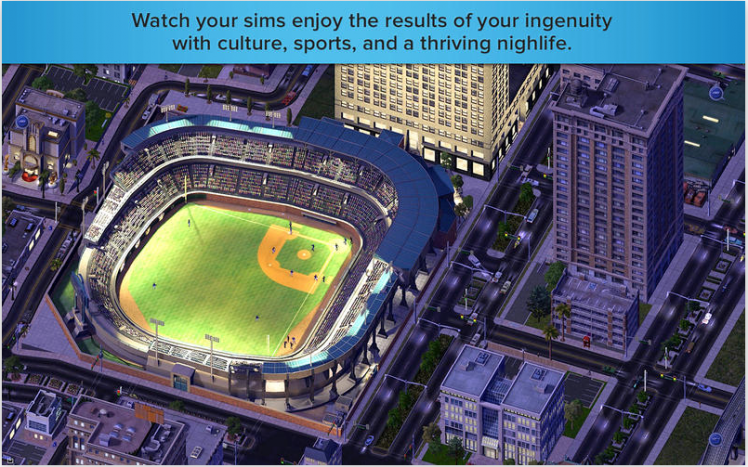 SimCity 4 Deluxe Ansicht