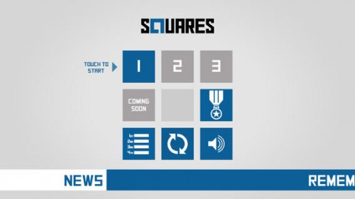 Squares Trials Screen1
