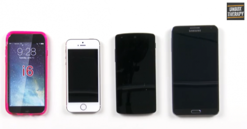 Unboxed Therapy iPhone 6 Case Video