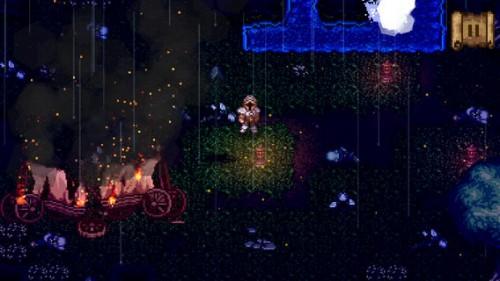 Wayward Souls Screen1