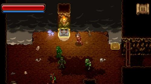 Wayward Souls Screen2
