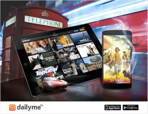 dailyme.TV Ansicht