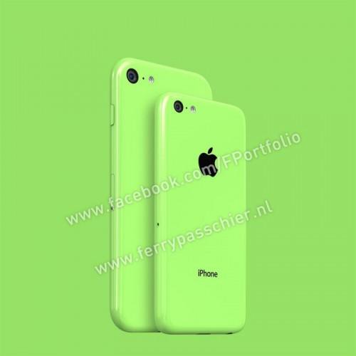 iPhone 6c Render2
