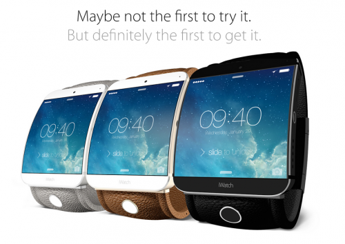 iWatch Konzept April1