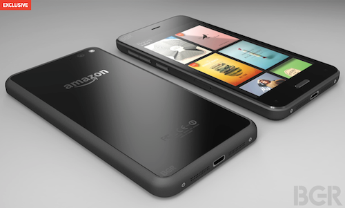 Amazon Smartphone bgr.com
