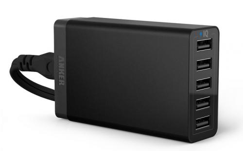 Anker 5 USB ladegeraet