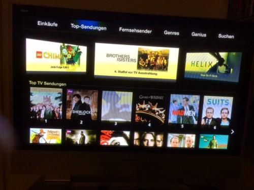 Apple TV Serien Deutschland