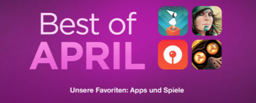 Best of April Apple