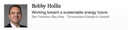 Bobby Hollis LinkedIn.com