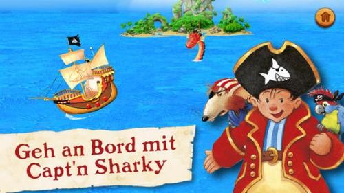 Captn Sharky Screen1