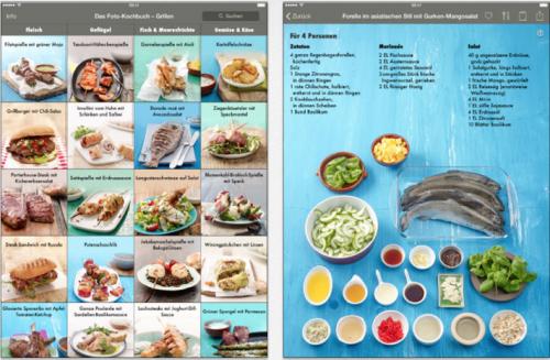 Das Foto-Kochbuch Ansicht