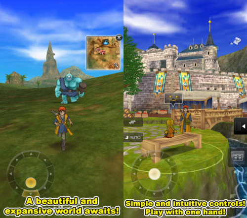 Dragon Quest VIII Screen1