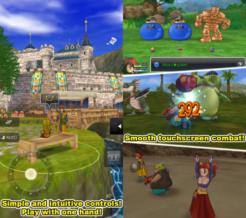 Dragon Quest VIII Screen2