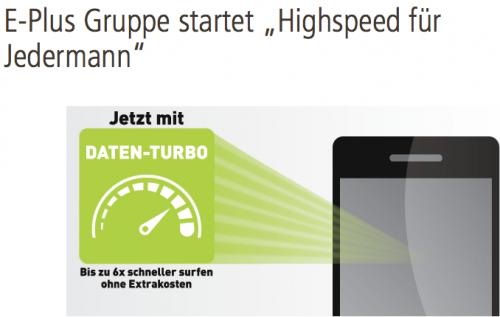 E-Plus LTE