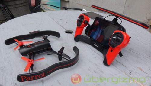 Parrot Bebop Drohne1