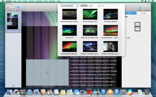 Sparkle Screen2