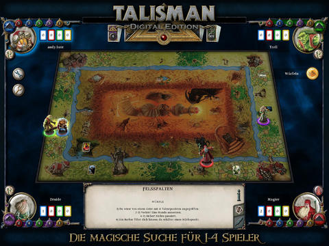 Talisman Screen1