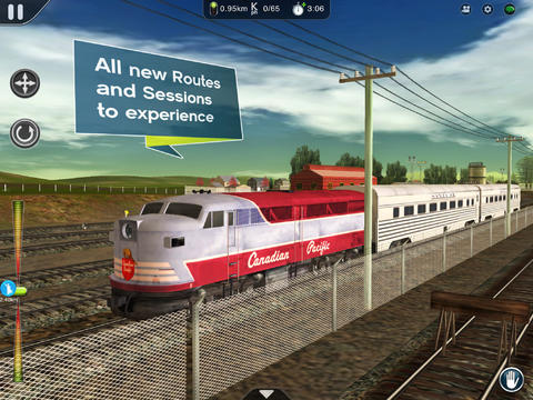 Trainz Simulator 2 Screen1