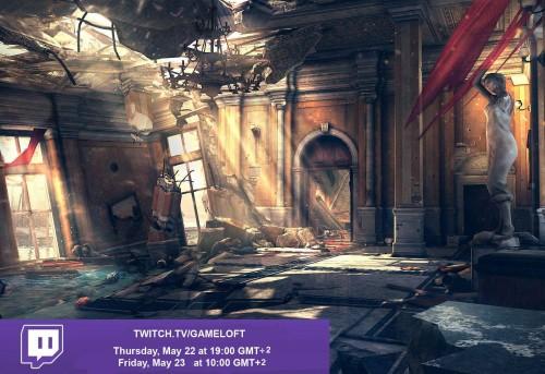 Twitch Modern Combat 5 Vorstellung